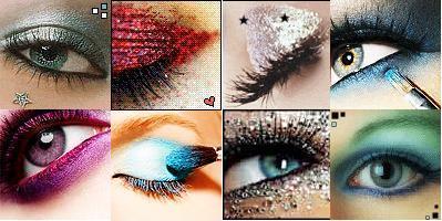 Glitter Makeup on Colored Glitter Makeup    Kotaddu City