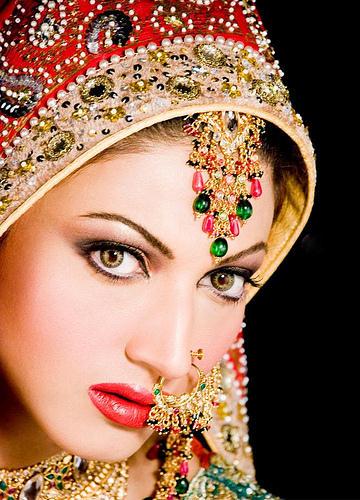 Indian Bridal Makeup and