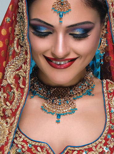 bridal makeup indian. Bridal Makeup is also the most